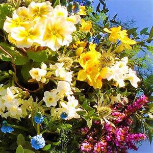 Seasonal Flowers Workshop